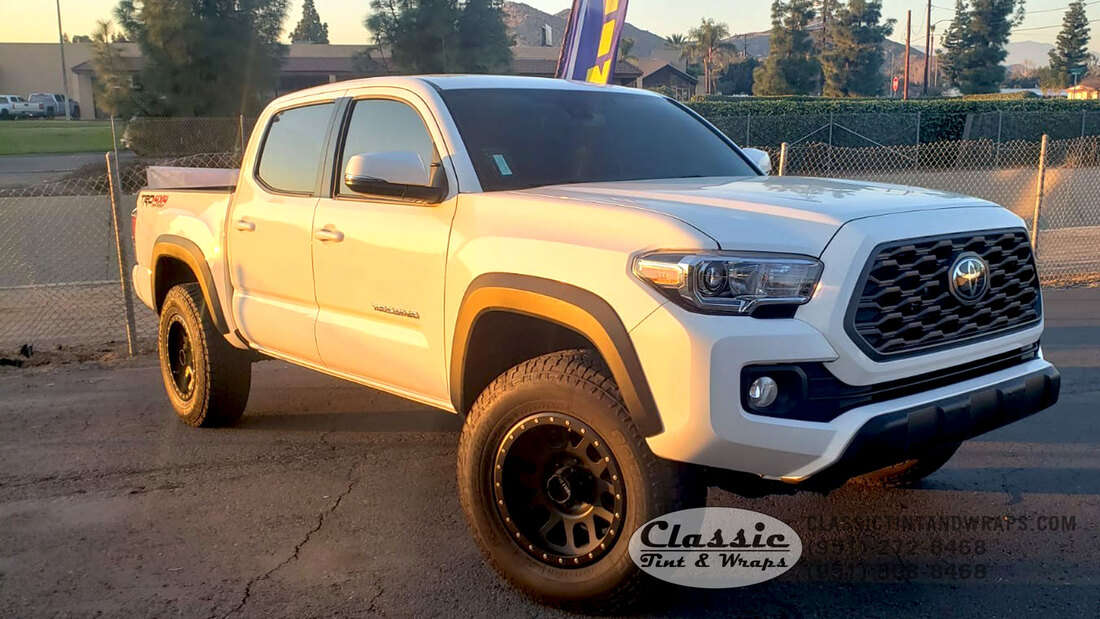 Toyota Tacoma 3rd Gen Upgrades Done At Classic Tint And